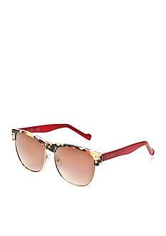 Jessica Simpson Floral Retro Combo Sunglasses
