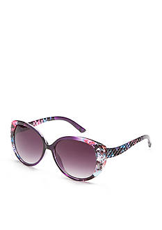 Jessica Simpson Cateye Sunglasses