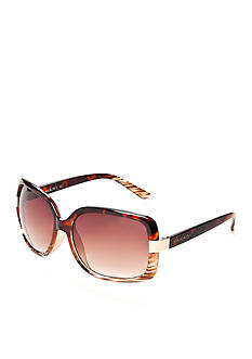 TAHARI™ Ombre Rectangle Sunglasses