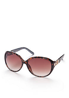 TAHARI™ Oval Glam Sunglasses