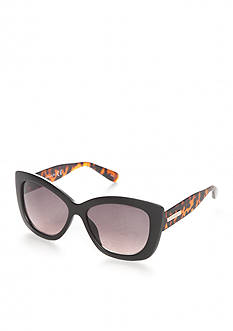TAHARI™ Oversized Cateye Glam Sunglasses
