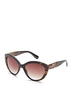 TAHARI™ Ombre Cat Eye Sunglasses