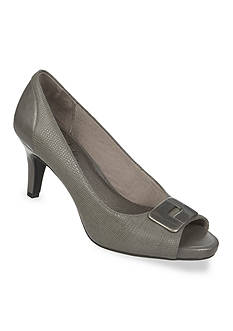LifeStride Technical Peep-Toe Pump