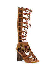 MIA Ricarda Tall Gladiator Lace Up Sandal