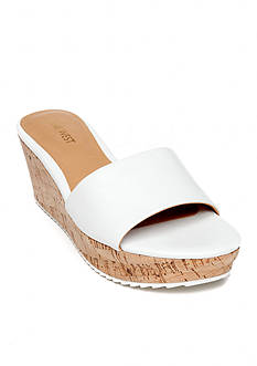 Nine West Confetty Wedge Slide
