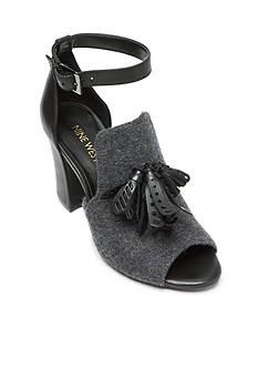Nine West Bevy Tassel Sandals