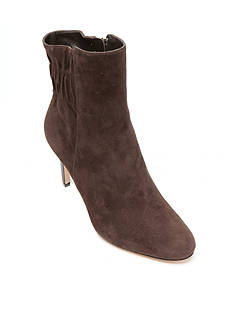 Nine West Herenow Gathered Back Booties