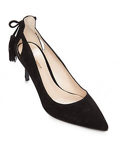 Nine West Modesty Tassel Back Pump