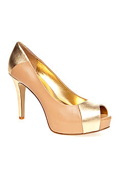 Nine West Cadee Peep-Toe Pump