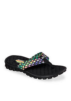 Skechers EZ Flex Cool Beach Weave Sandal