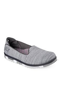 Skechers Mini Flex Slip On Shoe