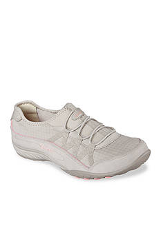 Skechers Breathe Easy Big Break Bunjee Slip-On Shoe