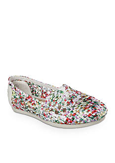 BOBS from Skechers Fresh Cut Hand Woven Slip-On Shoe