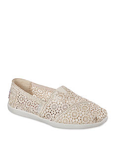 Skechers BOBS Cartwheels Crochet Slip-On