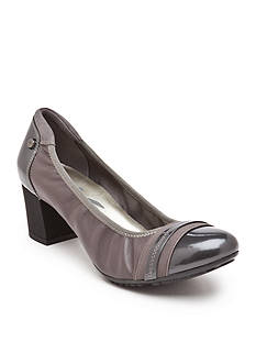 Anne Klein Guardian Block Heel Pump