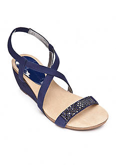 Anne Klein Jasia Wedge Sandal