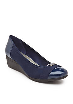 Anne Klein Birta Captoe Wedge Pump
