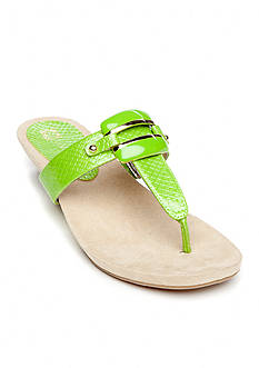 Anne Klein Ita Wedge Sandal