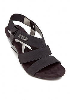 Anne Klein Cuinn Wedge Sandal