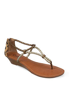 Carlos by Carlos Santana Friday Wedge Sandal