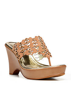 Carlos by Carlos Santana Karina Wedge Sandals