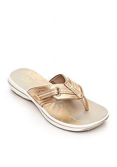 Clarks Brinkley Jazz Flip Flop Sandal
