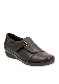 Clarks Of England Everlay Luna Flat - Available in Extended Sizes