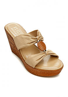 Italian Shoemakers Oxford Wedge