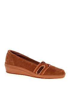 Grasshoppers Maize Nubuck Wedge