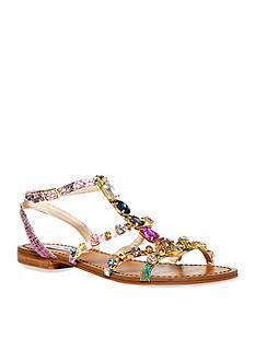 Steve Madden Bjeweled Sandal