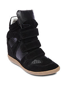 Steve Madden Hilight Wedge Sneaker