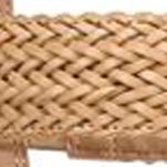 Flat Sandals for Women: Croissant Fergie Smith Sandal