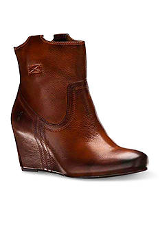 Frye Carson Wedge Bootie