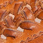 Flat Sandals for Women: Brown Frye Marlo Concho Sandal