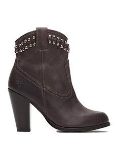 Frye Jenny Cut Stud Short Boot