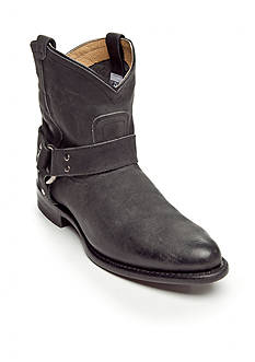 Frye Wyatt Harness Short Boot