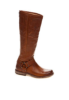 Phillip Harness Tall Boot - Wide Calf Available