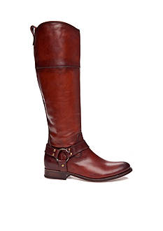 Frye Melissa Harness Inside Zip Boot