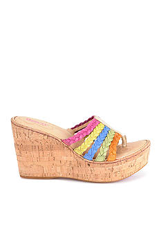 Born Palmdale Wedge