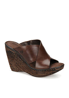 Born Hyrah Wedge Sandal