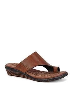 Born Gabo Wedge Sandal