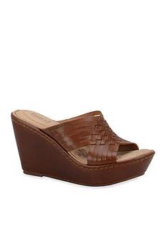 Born Millia Wedge Sandal - Online Only