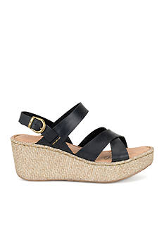 Born Tera Wedge Sandal