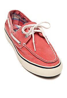 Biscayne Canvas Boat Shoe