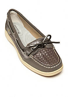 Sperry® Top-Sider Angelfish Embossed Woven Boat Shoe