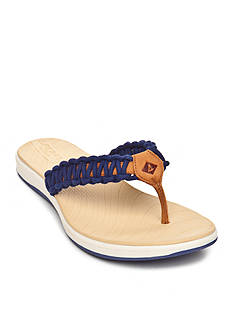 Sperry Seabrook Current Rope Flip Flop