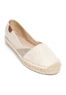 Sperry Cape Metallic Espadrille