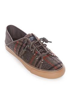 Sperry Seacoast Isle Plaid Sneaker