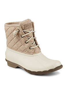 Sperry Saltwater Quilt Wool Duck Boot