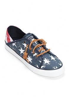 Sperry Seacoast Isle Stars & Stripes Sneaker